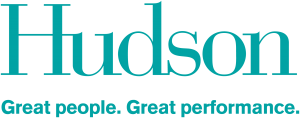 Hudson Logo. Great People. Great Performance