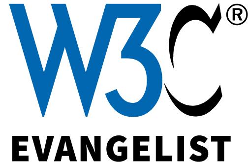 w3c evangelist logo