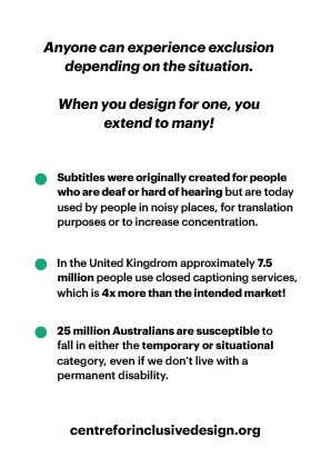 3 facts about designing for people who are hard of hearing and the products designed for them